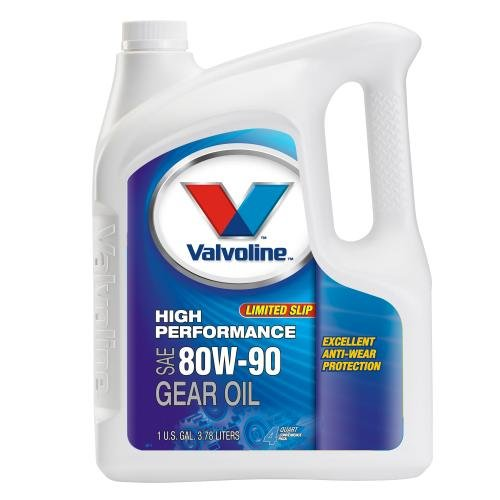 Valvoline 773732 High Performance Gear Oil, 1 (Premium Gear Oil)