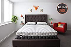 Layla Sleep Memory Foam Mattress is the only copper infused mattress with flippable firmness. One side is soft and the other side is firm. Copper is cooler, cleaner and more supportive. Reactive cooling cover with thermogel. Made in the USA. ...