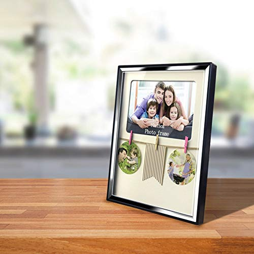 Tequila DS Picture Frame Giftgarden 2019 Inch Frames with Claps Picture Frame Home Decor Table Ornaments