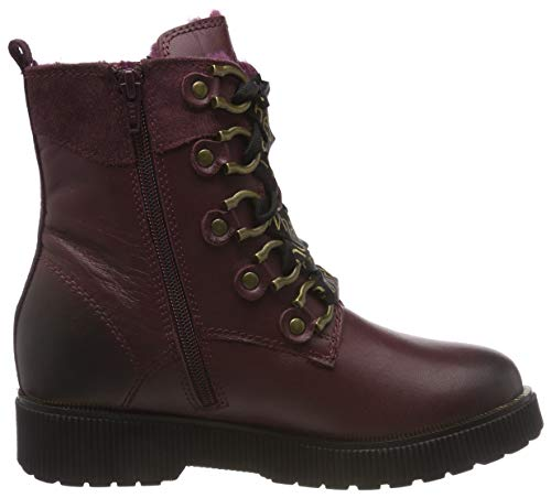 Botines S 549 26263 Para bordeaux oliver 31 Mujer qqw81tfax