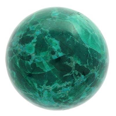 Chrysocolla Howlite Medium Crystal Sphere ~4.5cm