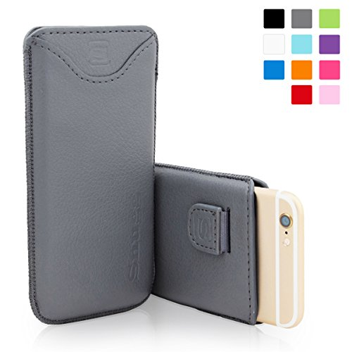 Snugg iPhone 6s Case Leather