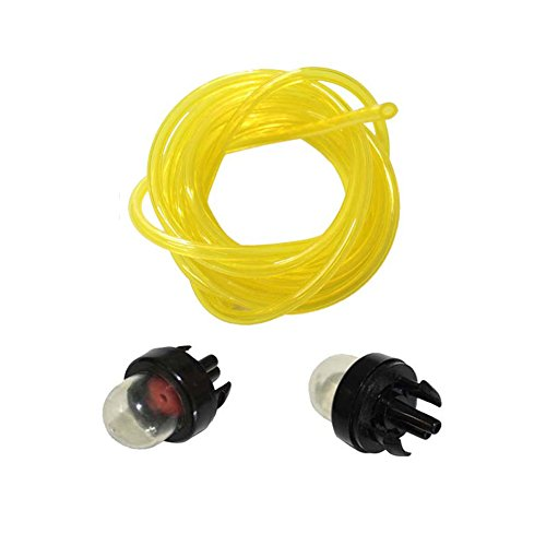 New Pack of 2feet Fuel Line + 2pcs Primer Bulbs for Ryobi Ho