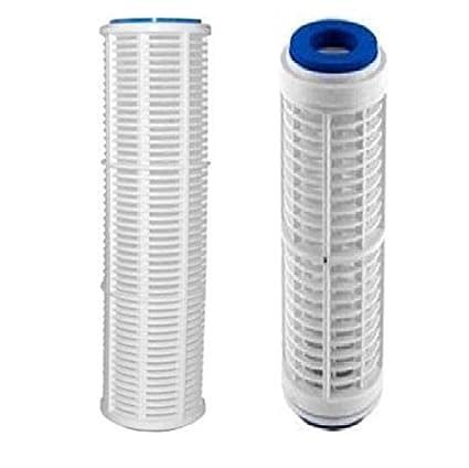 5x 10µ Sedimentwickelfilter Brunnen Vorfilter Pumpe Umkehrosmose Wasserfilter-EU