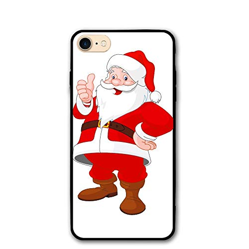 PabcDef Thumbs Up Santa Claus PC iPhone 8/8S