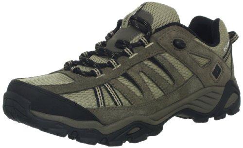 Columbia Men's North Plains Wide Trail Shoe,Verdant/Cordovan,14 W US