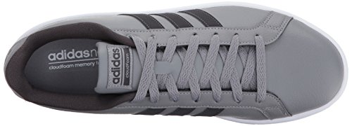 Adidas Originali Mens Cf Vantaggio Sneaker Grigio Tre / Utility Nero / Bianco