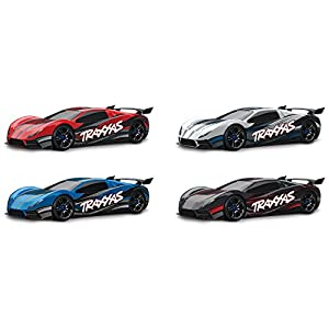 Traxxas 64077 XO-1 AWD Supercar Ready-To-Race Trucks (1/7 Scale), Colors May Vary(Discontinued by manufacturer)
