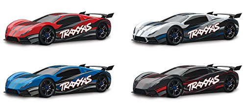 Traxxas 64077 XO-1 AWD Supercar Ready-To-Race Trucks (1/7 Scale), Colors May Vary(Discontinued by manufacturer) ()