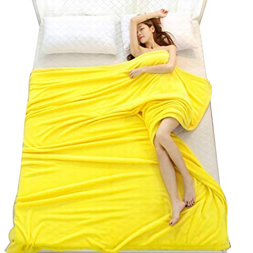 Miuniu 3 Type Coral Throw Blanket Soft Office Air Conditioning Blanket Coral Blankets Throws (Best Type Of Blanket)