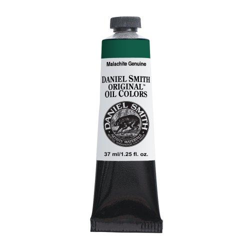 (DANIEL SMITH 5736Daniel Smith Original Oil Color 37ml Paint Tube, Malachite)