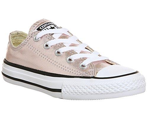 Rosa Fuchsia Rosegold Weiß Converse Ox Scamosciato Star Barely Chuck Sneaker Donna all Taylor wBq0PBYZ