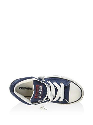 Converse - Converse All Star CT Street Cab Zapatillos Deportivos Rojo Tejido 637745C Azul Marino