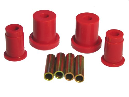 Prothane 6-217 Red Front Hydro Control Arm Bushing Kit (Control Bushings Mustang Arm Front)