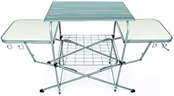 Camco Deluxe Grilling Table w/Case