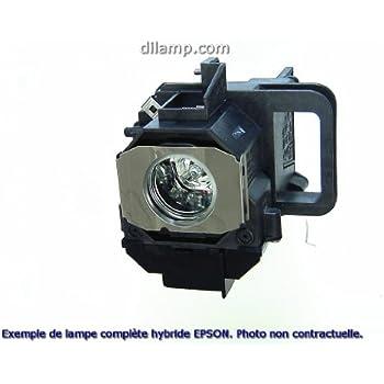 Amazon.com: Powerlite Home Cinema 8100 Epson Projector Lamp ...