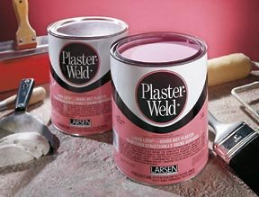 Larsen Pwg04 Plaster-weld Interior Plaster Bonding Agent, 1 Gal (Pack of 4) by Plaster-weld