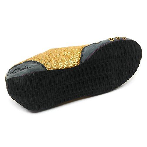 Oro Sneaker Barcellona Scuro Scarpa Uomo Uomo grigio Belana Scarpa B8956 Custo YqEUBB