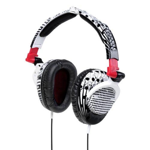 Click to buy Skullcandy Black/White 2009 Skullcrushers Headphones - From only $299.98