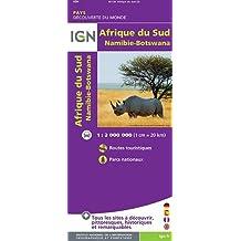 IGN NO.85120 : AFRIQUE DU SUD - SOUTH AFRICA