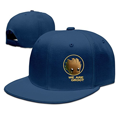 Texhood Classic Optimum GROOT Galaxy Cap Navy