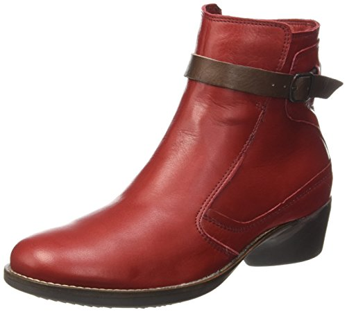 grenat Rouge Gently Tbs Bottes Femme Classiques BOwnFW8qg