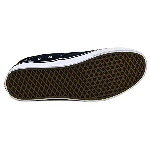 Vans Authentic, Zapatillas de skateboarding Unisex Azul Marino/Caqui
