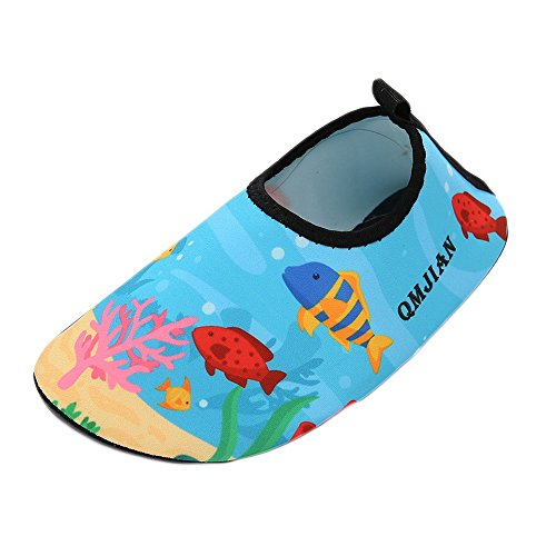 Aqua Women World Socks Beach Pool Unisex Bonboho Shoes Skin Exercise Surf for Men's Barefoot Yoga Water Underwater Swim qFnYfwx8T
