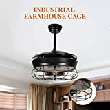 Ceiling Fans with Lights 46 Inch Ceiling Fan with