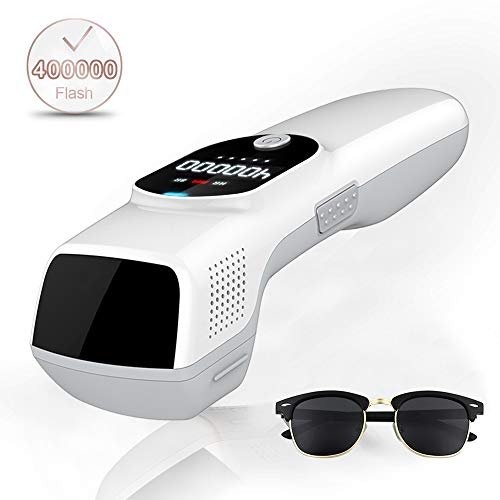 IPL Permanent Hair Removal System - Hair Removal for Women and Men, Full Body, Face, Legs, Bikini and Underarm Hair Remover, Profesional Painless Hair Remover Device Use at Home