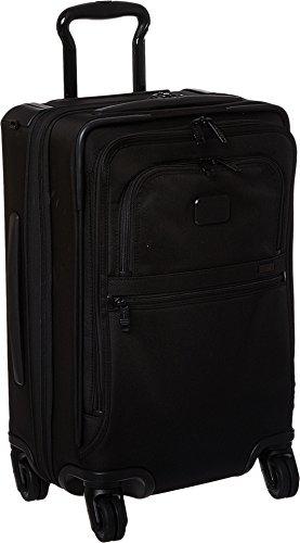 Tumi Alpha Ballistic Business 4 Wheel International Office Carry-On, Black, One Size