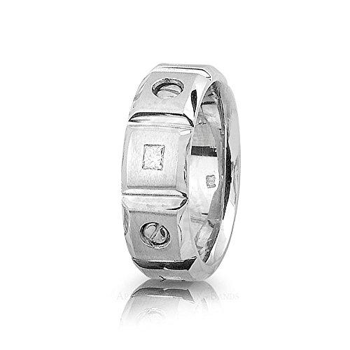 0.33 Ct Platinum Diamond - 6