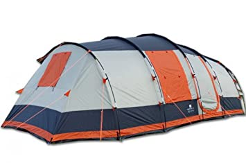OLPro The Martley 6/8 Berth Tent - Grey  sc 1 st  Amazon.com & Amazon.com : OLPro The Martley 6/8 Berth Tent - Grey : Sports ...