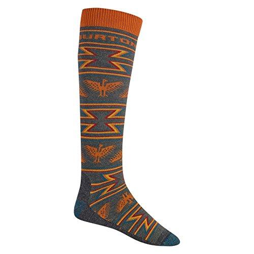 Burton Men's Ranger Socks, Faded Heather, Small by Burton