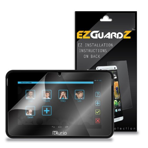 (3-Pack) EZGuardZ Kurio 7S Family Tablet Screen Protector...