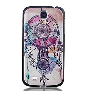 SOL Natusun? Wind jewelry Pattern Black PC Hard Case for Samsung S4 I9500