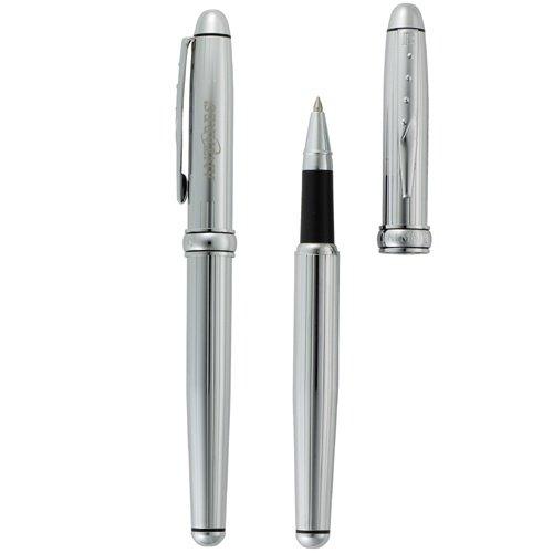 Balmain Kensington Concorde Roller Ball Pen Silver -