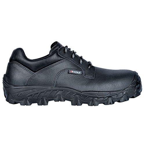 """Cofra fw110–000.w44tamaño 44S3SRC """"nuevo Bismarck"""" zapatillas de seguridad–negro"""