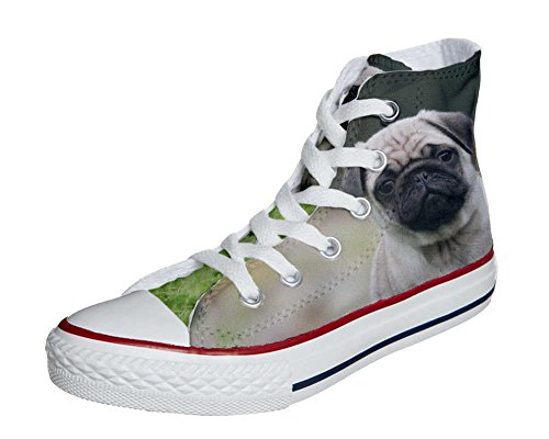 Converse All Star Customized - personalisierte Schuhe (Handwerk Produkt) Carlino