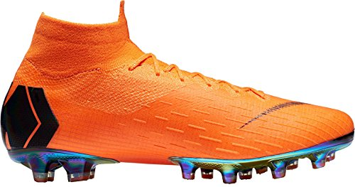 6 Unisex Multicolor Elite T Black de Nike Deporte Total AG Zapatillas Superfly Pro Adulto Orange 810 4Bwx8qnCx