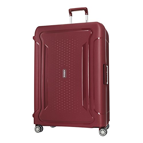 American Tourister Checked-Large, Red