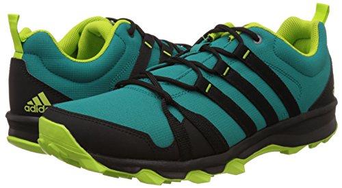 adidas Tracerocker, Zapatillas de Deporte Para Hombre Verde / Negro (Seliso / Negbas / Eqtver)