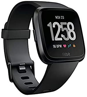 Fitbit Versa Smart Aluminium Included product image