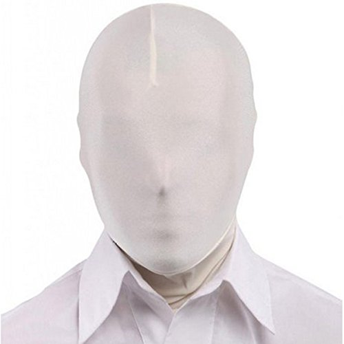 WESTLINK Zentai Mask 2nd Skin Hood Head Full Cover Lycra Spandex