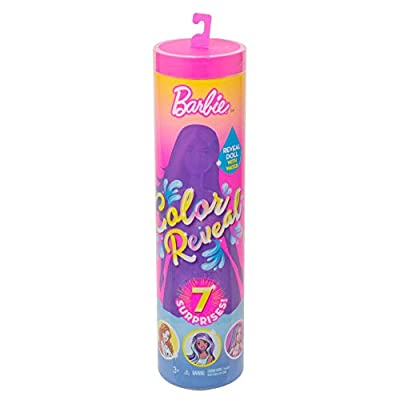 Barbie Color Reveal Doll Assortment: Toys & Games