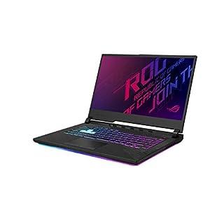 "ASUS ROG Strix G15 (2020) Gaming Laptop, 15.6"" 240xHz IPS Type FHD, NVIDIA GeForce RTX 2070, Intel Core i7-10750H, 16GB DDR4, 1TB PCIe NVMe SSD, RGB KB, Windows 10, G512LW-ES76"