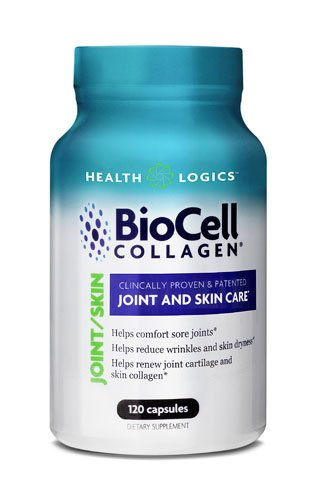 Health Logics BioCell Collagen® -- 120 Capsules - 3PC by Health Logics