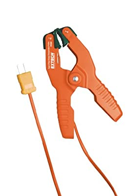 Extech TP200 Type K Pipe Clamp Temperature Probe