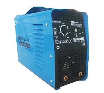 Equipo de soldadura AWELCO MIKRO 200 Amp. Electrodos de soldadura de corriente continua: Amazon.es: Deportes y aire libre