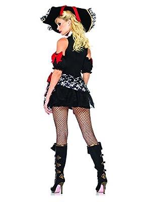 Leg Avenue Women's 2 Piece Buccaneer Babe